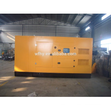 500KVA gerador silencioso Powered by Wudong Engine