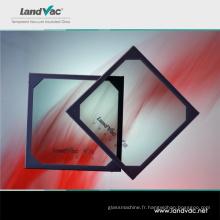 Verre à faible émissivité environnementale de vide de vente chaude de Landvac Inde pour la porte en verre coulissante