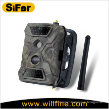 12 MP 1080P security surveillance PIR low glow 940nm IR LEDs gsm mms hunting camera