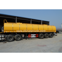 30CBM high quality insulation Bitumen Tank semi-trailer