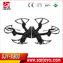 MJX X800 2.4G 4CH 6 Axis Gyro 720P FPV Set Fit 3D Rolling Headless Mode RC Hexacopter RTF Can Add C4010&C4005 FPV camera