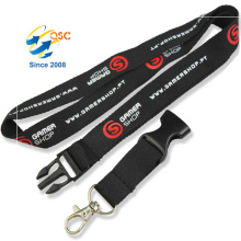 Custom Cheap Wholesale Polyester Sublimation Lanyard