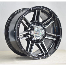 High profile 4x4 alloy wheels