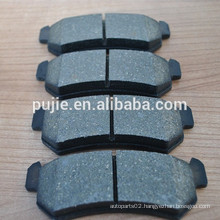 Auto Parts Brake Pad Set FMSI NO D120