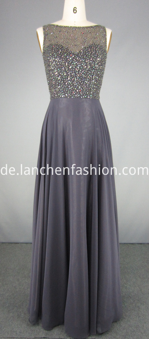 Ball Gown grey