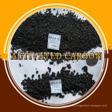 Столбчатый уголь на основе активированный уголь для очистки воздуха и воды