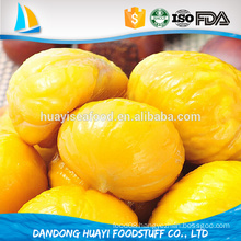 supply new grade a frozen peeled chestnut with 10kg package