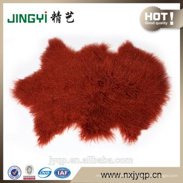 Goat Skin Blanket Tibetan Lamb Rug Mongolian Lamb Skins