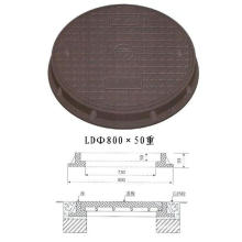 Schachtabdeckungen und Rahmen aus Polyester-Verbundmaterial 2019