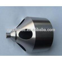 Aluminium-CNC-Drehteile Messing Aluminium-Stahl überzogene eloxierte Teile verzinkte Stahlbearbeitung CNC-Technik Teile