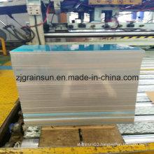 Oxidation Brushed Aluminum Sheet