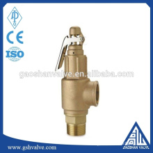 brass threaded safety valve