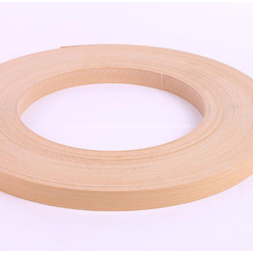 Cinta de encuadernación de bordes Bandas de borde de PVC