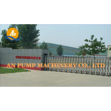 high voltage pulp pump for paper