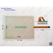 6AV6644-0AB01-2AX0 MP 377 15 Painel Touch Screen Reparação de vidro