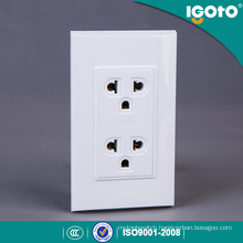 Electrical Socket Design for Latin American Market