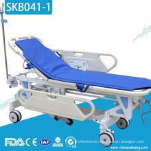 SKB041-1 Hospital Medical Patient Transport Emergency Rescue Trolley