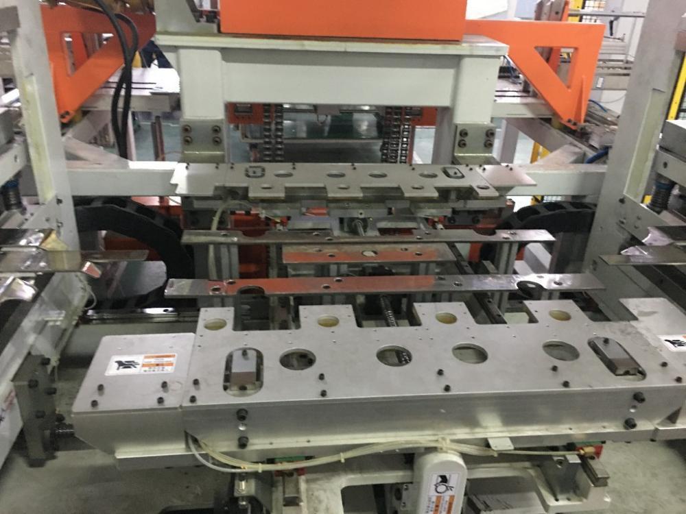 Laser Welding Line For Wm Drum Cutting