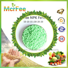 Low Price Quick Release Compound Fertilizer NPK 21-21-21+Te