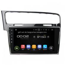 VW Golf 7 Auto DVD Navigation