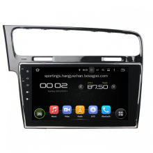 VW Golf 7 Car DVD Navigation