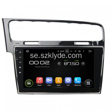 VW Golf 7 Bil DVD Navigation