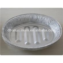 Fornecedor de panela de assar de alumínio e turquia