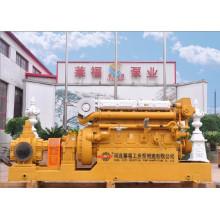 KCB5400 Gear Oil Pump with Diesel Enigne
