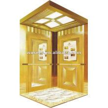 Gold Cabin Elevador de passageiros sem sala de máquinas (LMR)