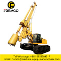 Rotary Pile Drilling Machine Hose Rig