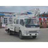 11m Dongfeng Aerial Working Platform Truck Euro 3
