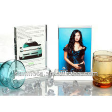 Sublimation Crystal Hot Sexy Six Pictures Photo Frames
