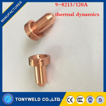 Cobre 9-8213 Punta de contacto de soldadura 120A para dinámica térmica