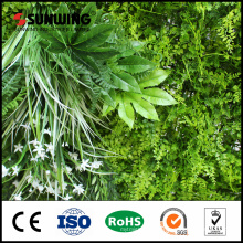 best selling decorative artificial foliage panel wall