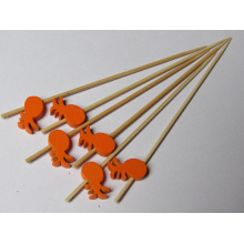 Горячий продавать Eco бамбук Продовольственная вертел / Stick / Pick (BC-BS1025)