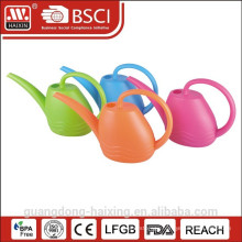 new plastic watering can