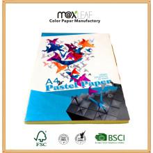 A4 80GSM Pastel Color Copy Paper para impressão