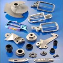 Pièces de moto de moulage de précision en acier inoxydable (pièces d'usinage)