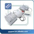 Disposable medical equipment plastic syringe injection mold
