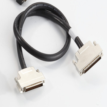 68P SCSI cable assembly