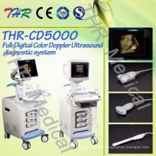 4D Color Doppler Ultrasound Machine