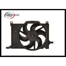 Conjunto de ventilador de enfriamiento eléctrico automático para 92099808 GM
