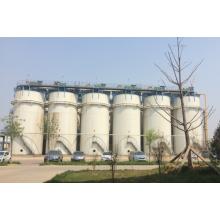 Проектирование и производство резервуаров для хранения на заказ
