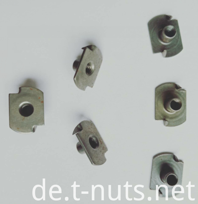 Customized carbon steel 4M T Nuts