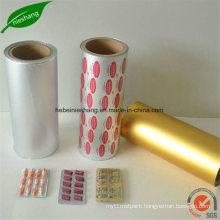 20 Micron Packing Aluminium Foil Pharmaceutical Aluminium Blister Foil