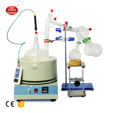 Chemical short distilling kits 2L