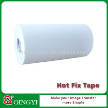 Rollo de cinta adhesiva caliente para diseño de diamantes de imitación en caliente