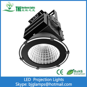 150Watt LED Projection Lights with Fins Conduct Heat