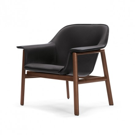 Designer Sedan lounge chair
