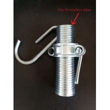 Piezas de andamio básico de tuerca de apoyo para trabajo pesado